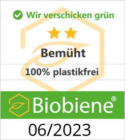 Biobiene Verpackungen