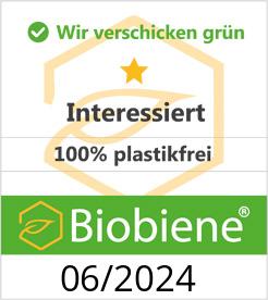 Das Umweltsiegel von Biobiene