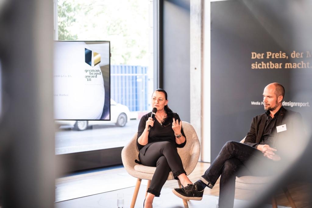 Frau Sabine Rother spricht über Ihre Vision