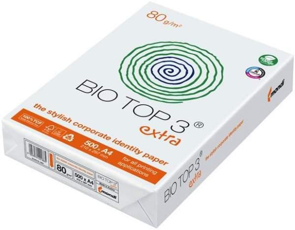 umweltfreundliches Kopierpapier FSC-Papier Bio