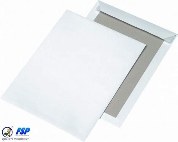 Papprückwandtaschen Versandtaschen C4 229x324mm ohne Fenster hk 125 Stück (LP381200)