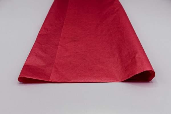 Seidenpapier Bordeaux Bogen 50x70