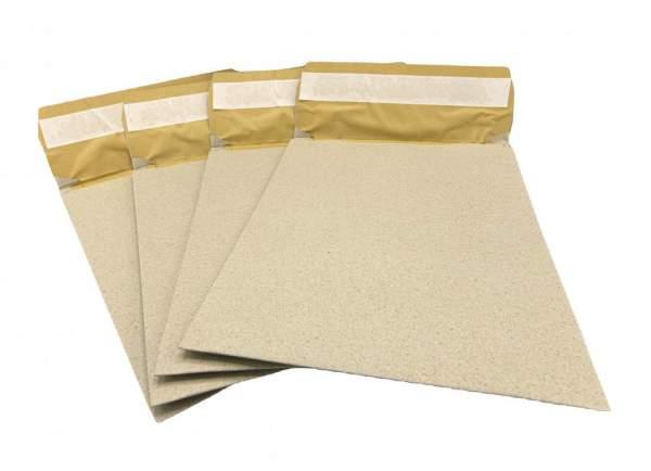 Graspapier-Polstertasche mit Falte E4 280x400x50 mm (100 Stück)