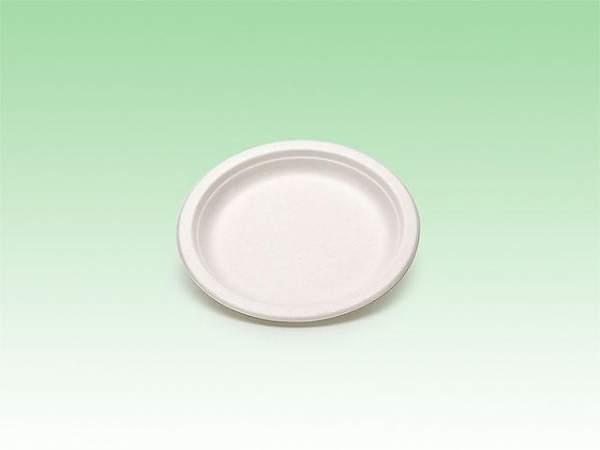 Biobiene® Teller 50 Stück Ø210mm (BVP003)