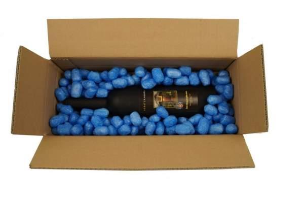 """Verpackungschips Frankreich-Blau """"Small"""" Biobiene® kompostierbar L (BVFB)"""