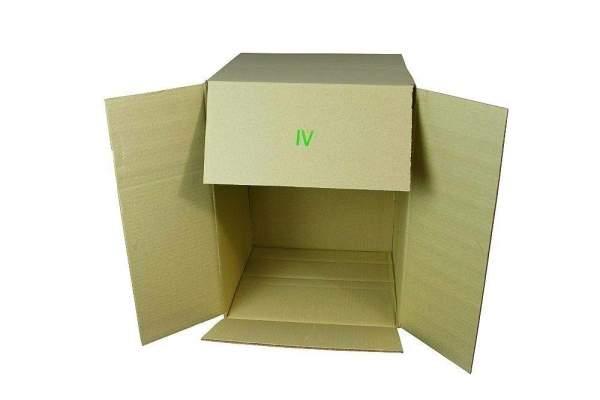 Graskartons aus Wellpappe 390x290x250mm