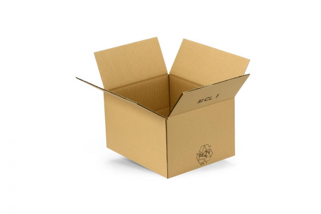 Faltkarton 400x300x300mm Versandkarton Kartons Verpackung Paket