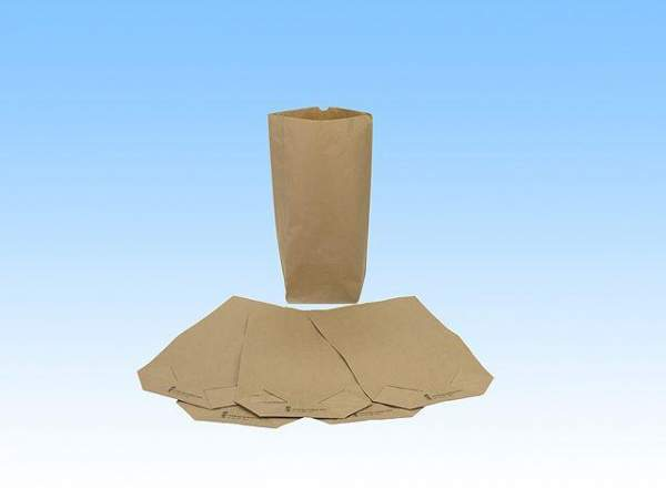 Bodenbeutel Papier Kreuzbodenbeutel umweltfreundlich