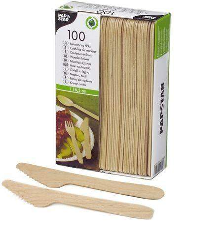 Umweltfreundliche Messer aus Holz günstig erwerben