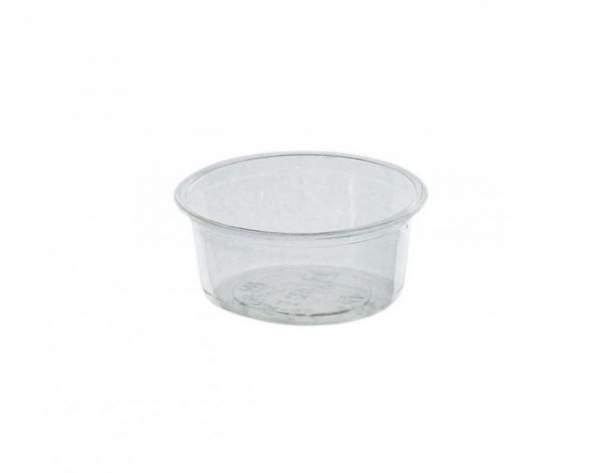 Innenschale aus Ingeo™ PLA (ø 76 mm, 90 ml)