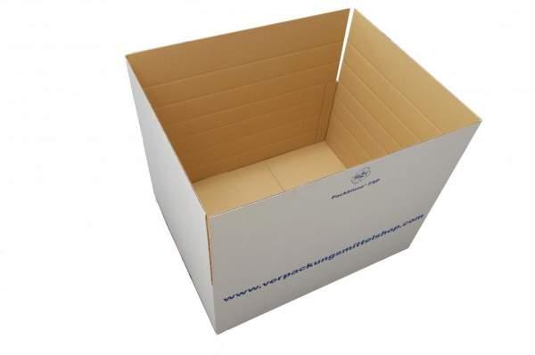 Faltkarton 500x450x240mm weiß