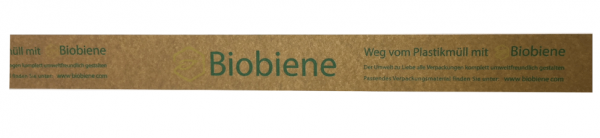 Biobiene Papierklebeband