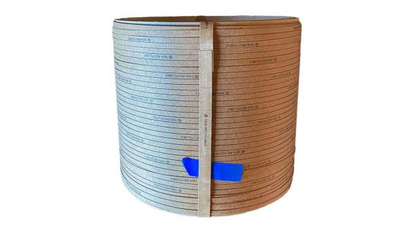Papier-Umreifungband 5mm 2000m je Rolle (1 Rolle)