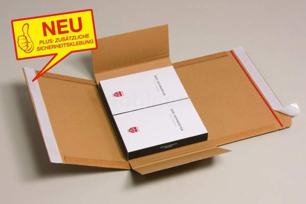 Verpackungen 30,5x23,5x -10,5cm braun