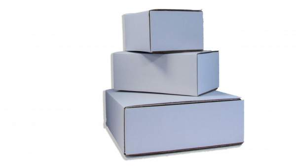 umweltfreundlicher doppelwandiger Karton in verschiedenen Größen