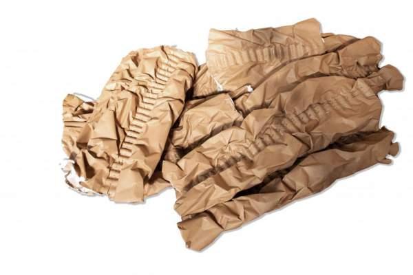 Umweltfreundliches Papierpolster Wellpolster® PAD 320mm Braun