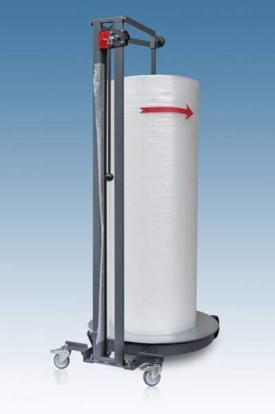 Schneidständer für Folien Pappe Papier Schnittbreite 1250mm senkrecht
