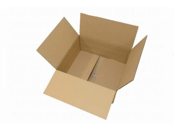 Zweiwellige Kartons 500x430x200