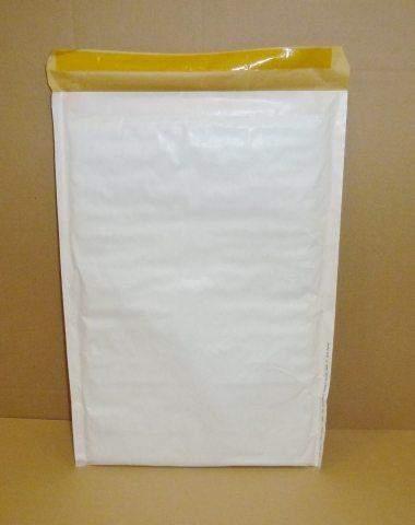 umweltfreundliche Papierpolstertaschen SUMO weiß