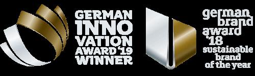 Biobiene® gewinnt den German Innovation Award 2019