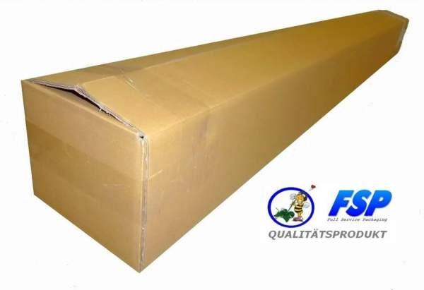 Kartons 1600x180x160mm braun 2-wellig A1 Angelruten-Kartons