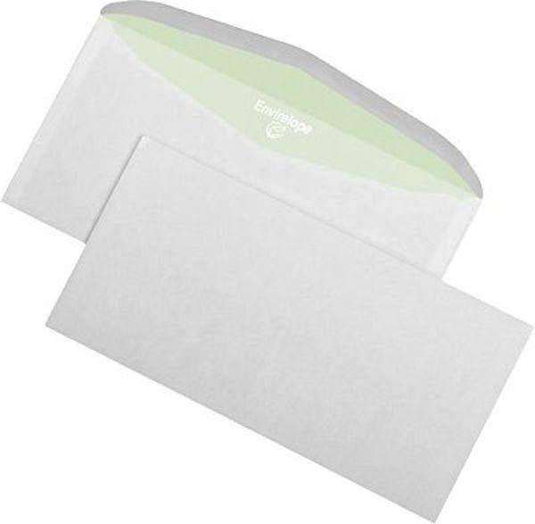 Briefumschlag DIN C6/5 Envirelope® 114x229mm CO²-neutral nk ohne Fenster 1000Stk. (448018A)