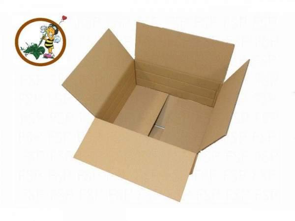 Zweiwellige Kartons 340x340x250mm