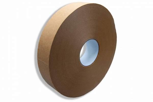 umweltfreundliches braunes Papierklebeband ohne Silikon 50mm x 500m
