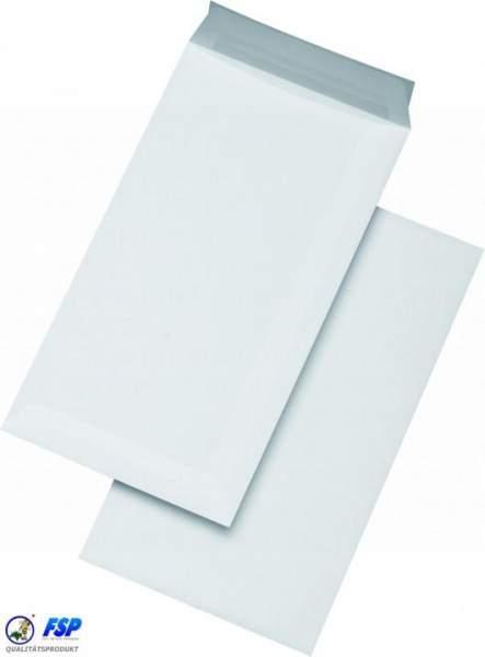Versandtaschen Kompaktbrief 125x229mm Weiß hk 500 Stück (LP307450)