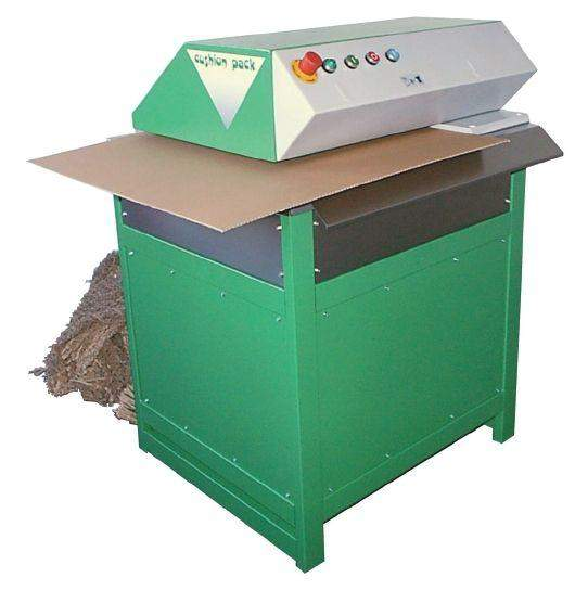 Wellpolstermaschine 1100x750x800mm 252kg