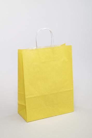 Papiertasche Gelb kaufen