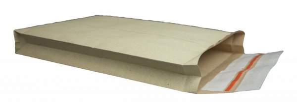 Faltentasche Graspapier