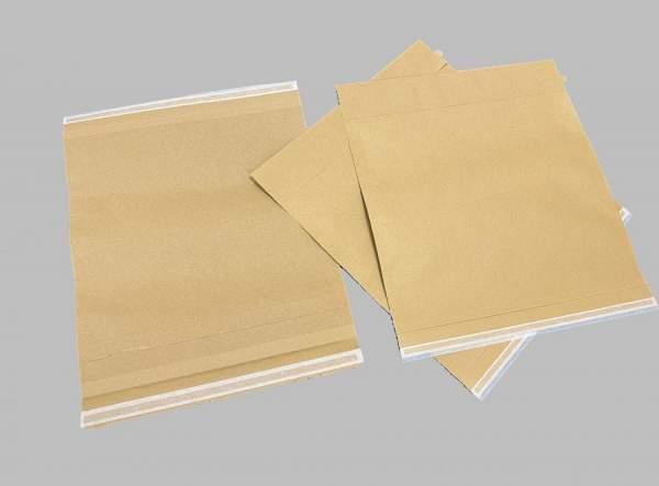 E-Commerce Papier Textilversandtasche XL 380x450mm Innenabmessung