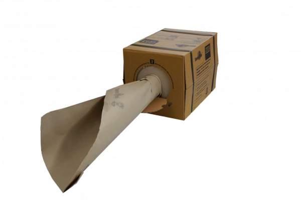 Packpapier im Karton 390mmx450m braun