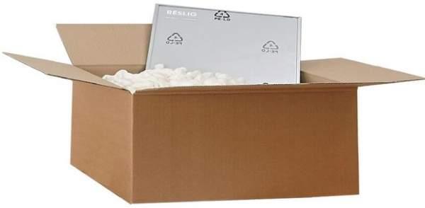 Kartons einwellig 400x250x150 mm braun Fefco 0201