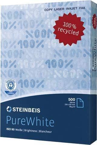 umweltfreundliches Druckerpapier Recycling Kopierpapier