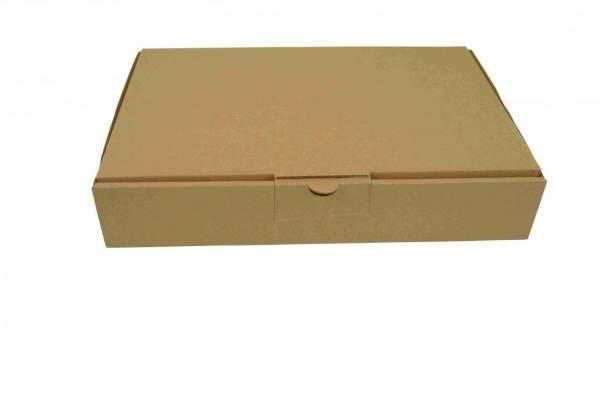 Maxibriefkarton (MB2A) 232x156x41mm einwellig Braun